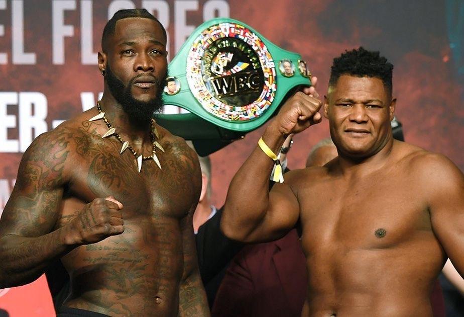 Deontay Wilder & Luis Ortíz (Foto Cortesía)
