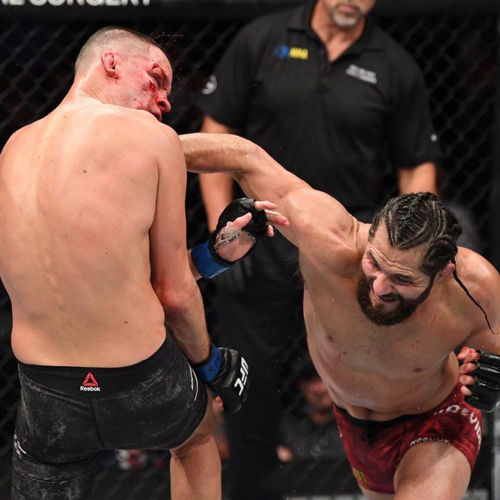 Nate Díaz & Jorge Masvidal (UFC)
