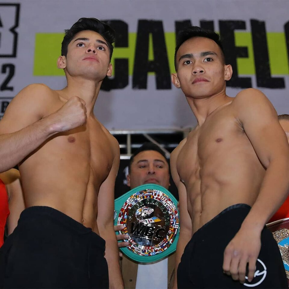 Ryan García vs Romero Duno (Hogan Photos)