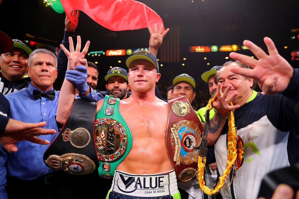 Canelo Álvarez (Hogan Photos)