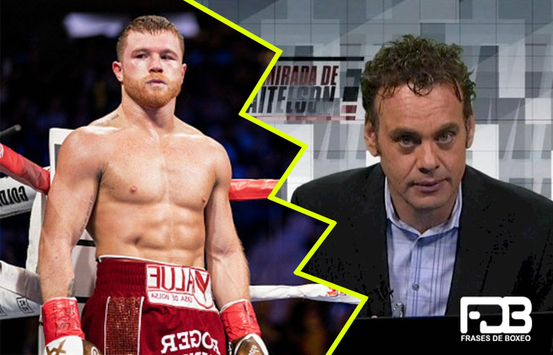 Canelo vs Faitelson