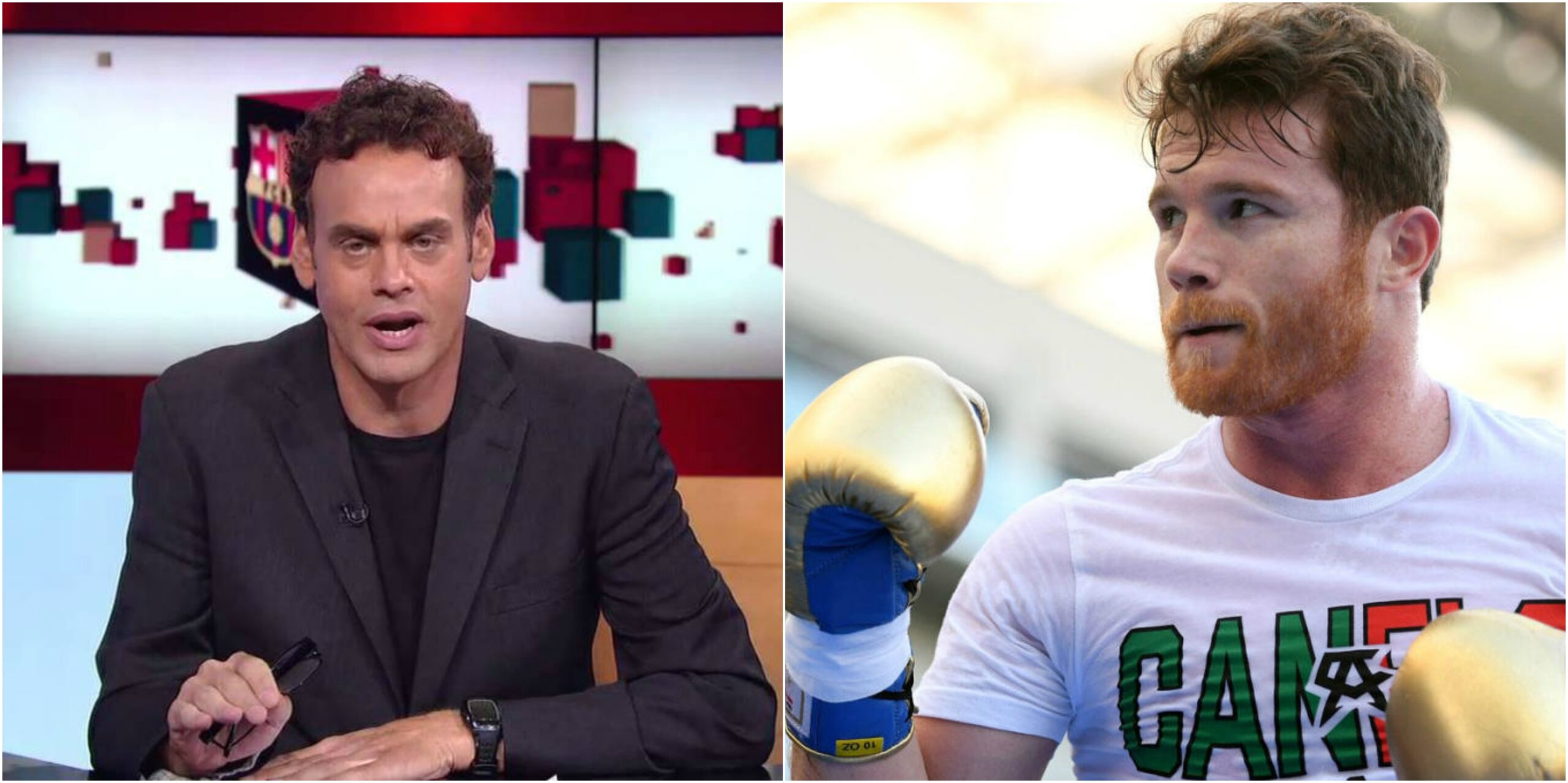David Faitelson & Canelo Álvarez (FDB Plus)