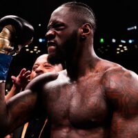 Deontay Wilder (Photo By Amanda Scott)