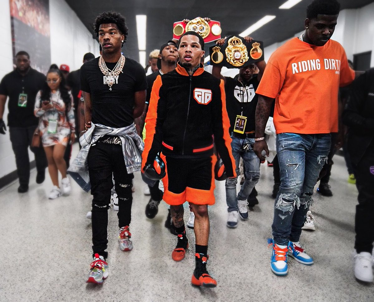 Gervonta Davis (Showtime Boxing)