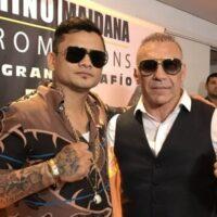 Marcos Maidana & Jorge Cali (Chino Maidana Promotions)