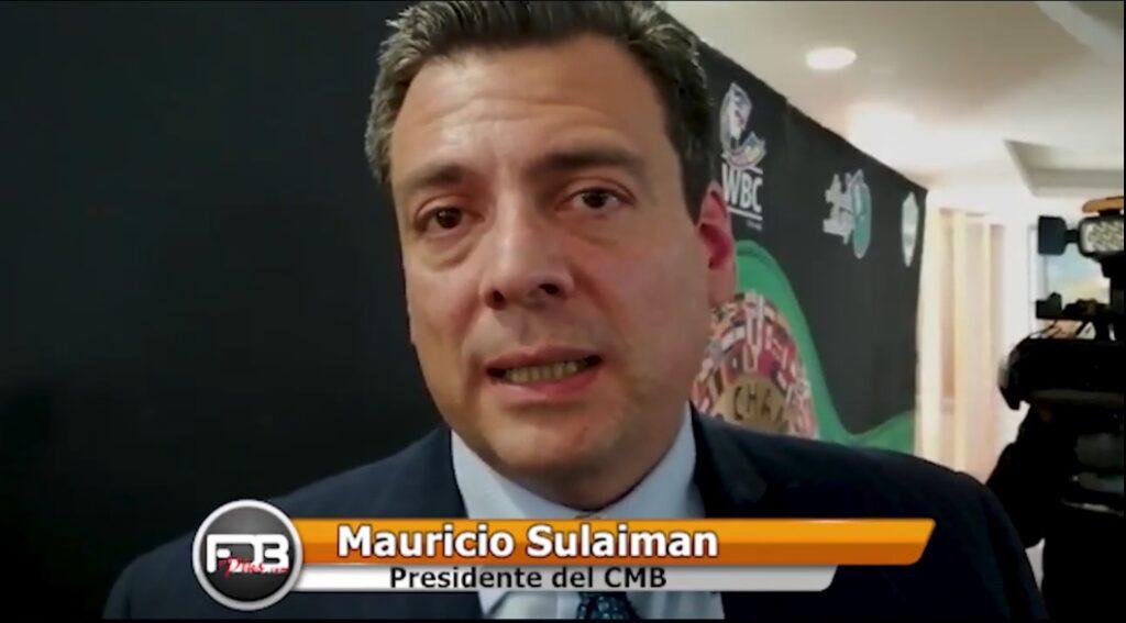 Mauricio Sulaimán (FDB Plus)