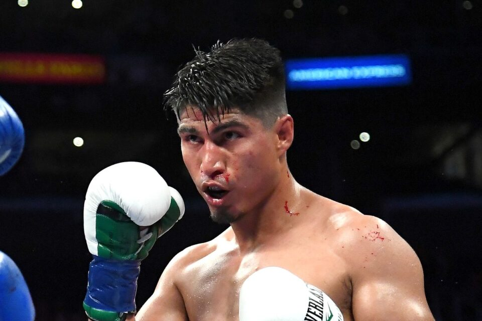 Mikey Garcia (Showtime Boxing)