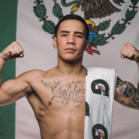 Oscar Valdez (Photo By Team Valdez)