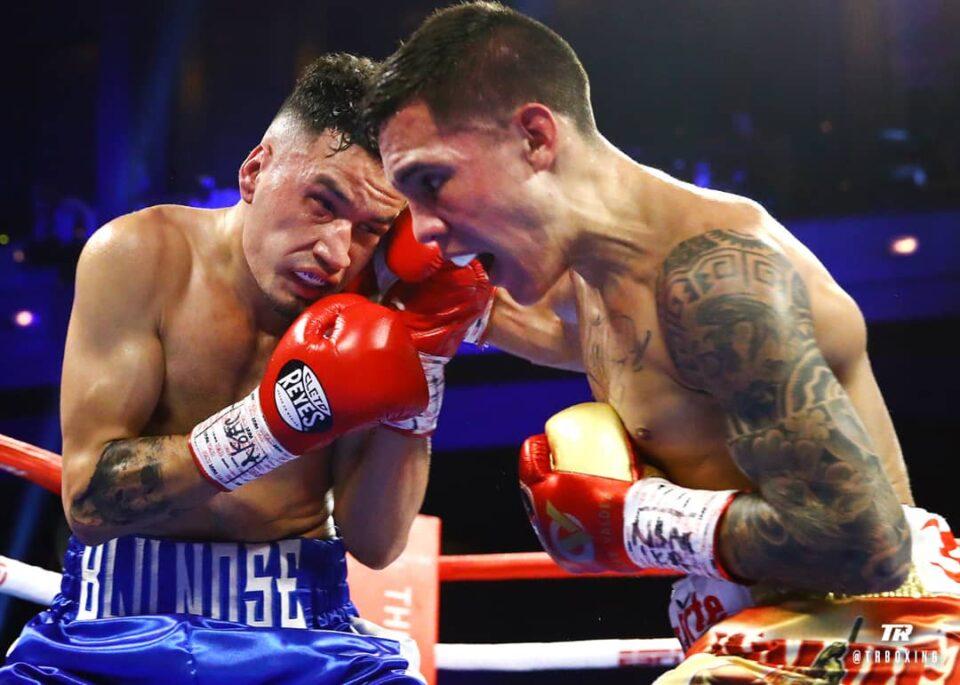 Oscar Valdez vs Adam López