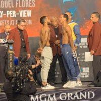 Luis 'Pantera' Nery & Emmanuel 'Manny' Rodríguez (Foto Cortesía)