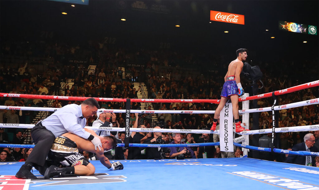 Romero Duno & Ryan García (Hogan Photos)