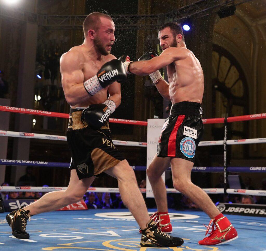 Butaev & Besputin (Matchroom Boxing)