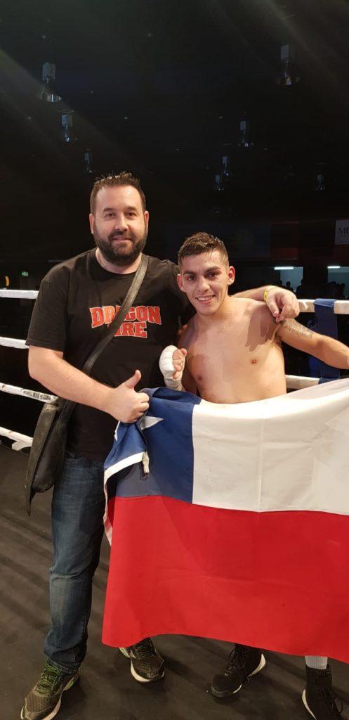 Tony Tolj & Andrés Campos (Fotos cortesía Nicholas Martínez)