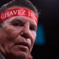 Julio César Chávez padre (Matchoom Boxing)