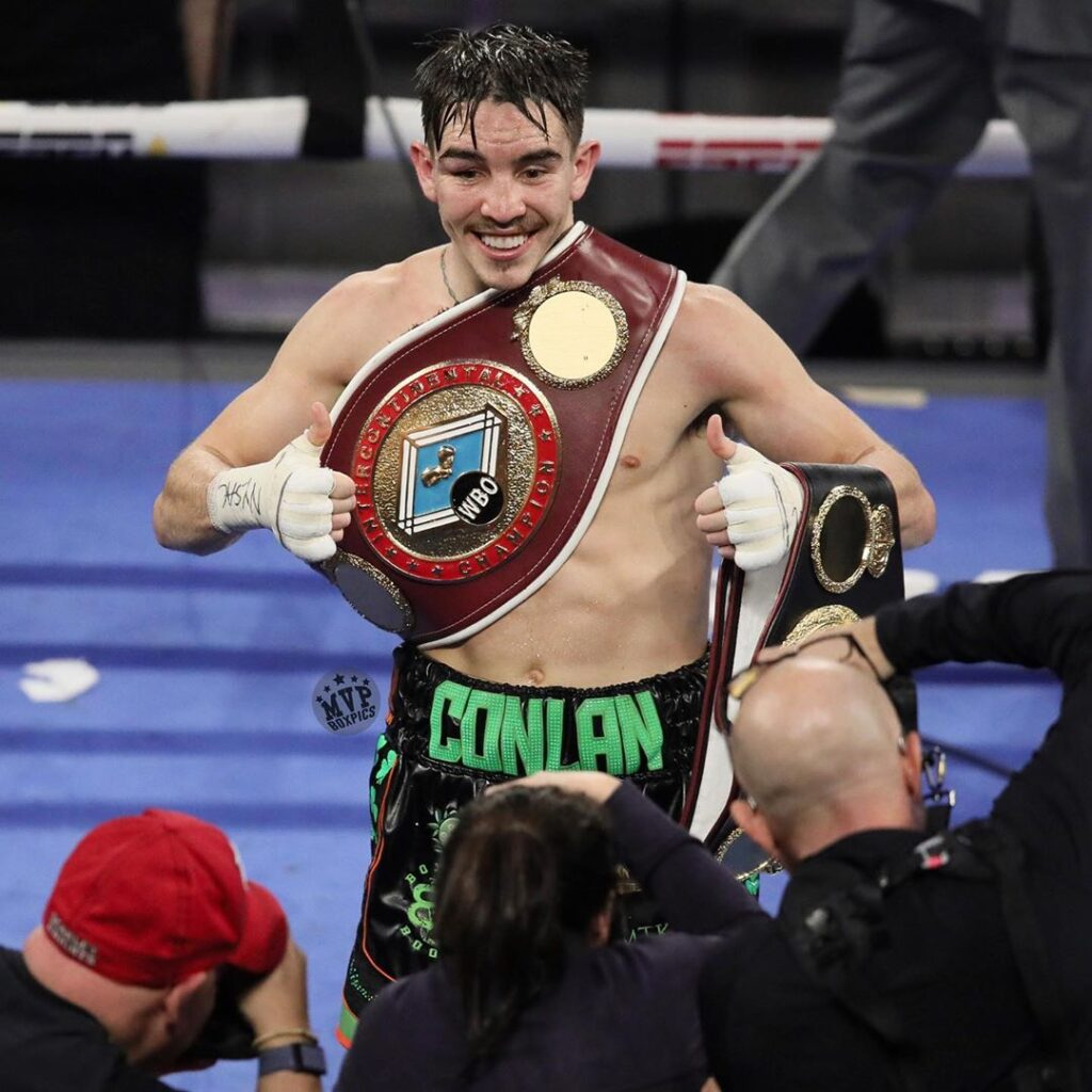 Michael Conlan (Mikey Williams Top Rank)