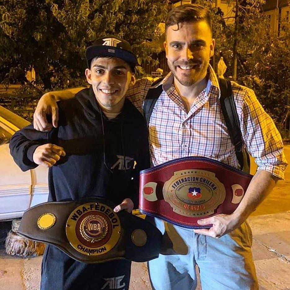 Andrés Campos & Nicholas Martínez (Photo By Nicholas Martínez/Team Campos)