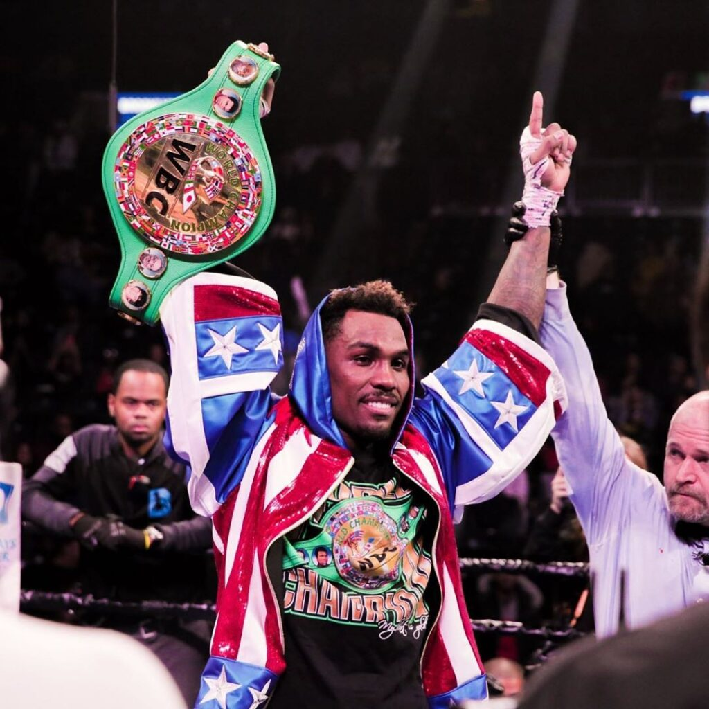 Jermall Charlo (Stephanie Trapp/Showtime Boxing)