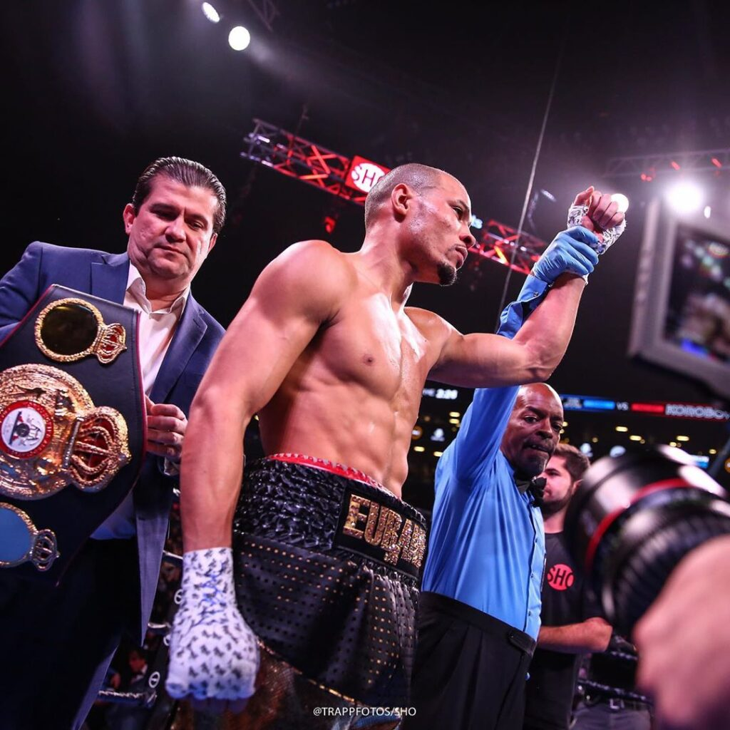 Chris Eubank Jr (Showtime Boxing)