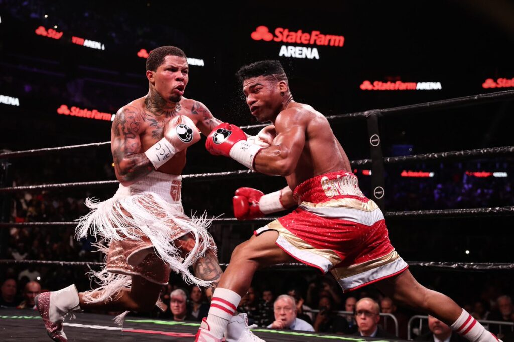 Gervonta Davis & Yuriorkis Gamboa (Showtime Boxing)