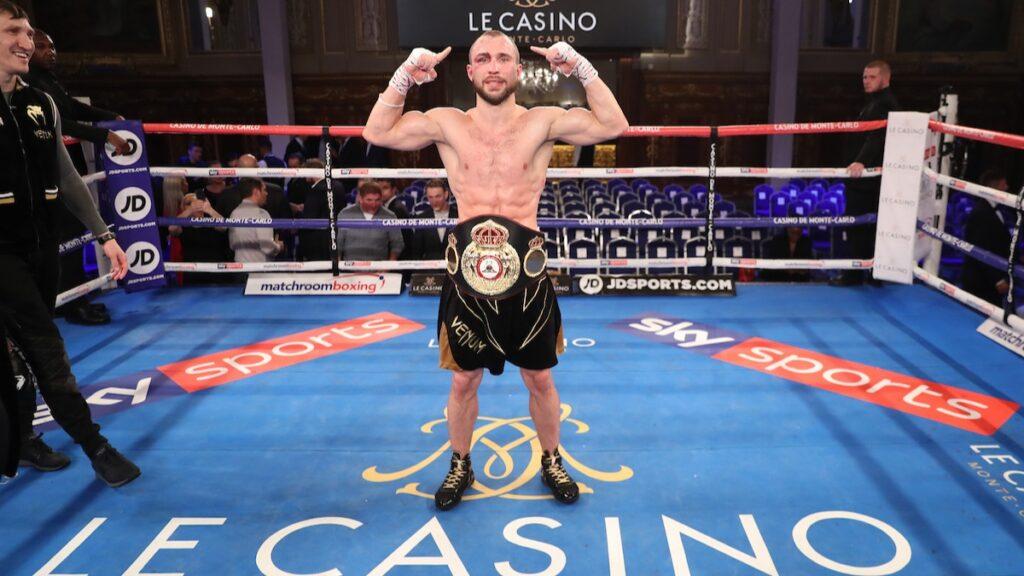 Alexander Besputin (Matchroom Boxing)