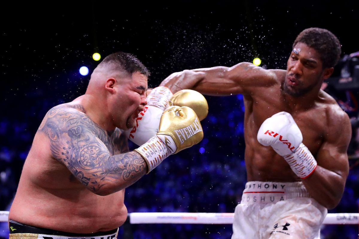 Andy Ruíz & Anthony Joshua (Matchroom Boxing)