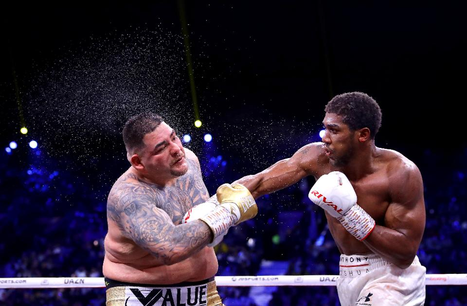 Andy Ruíz & Anthony Joshua (Matchroom Boxing)
