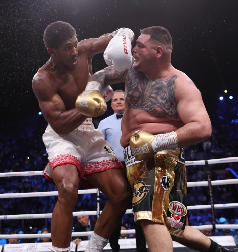 Anthony Joshua & Andy Ruíz (Matchroom Boxing)
