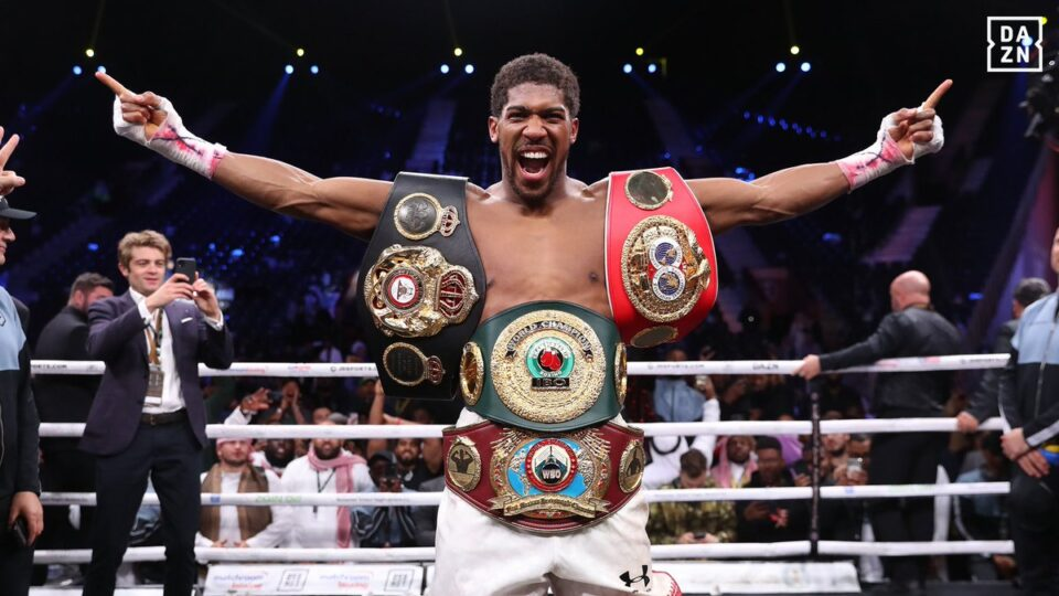 Anthony Joshua (DAZN)