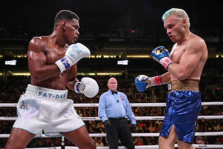 Daniel Jacobs & Julio César Chávez Jr (Matchroom Boxing)