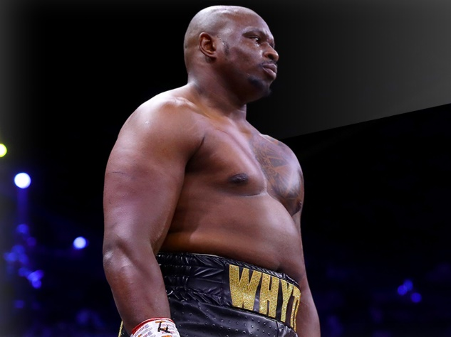 Dillian Whyte (Matchroom Boxing)