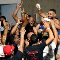 Henry Delgado (Shuan Boxing Promotions)
