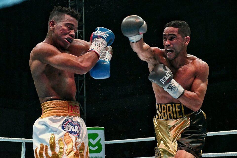 Jeovanis Barraza & Gabriel Maestre (WBA)