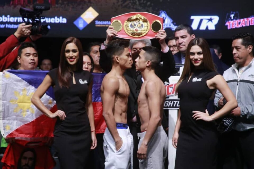 Jerwin Ancajas vs Miguel González