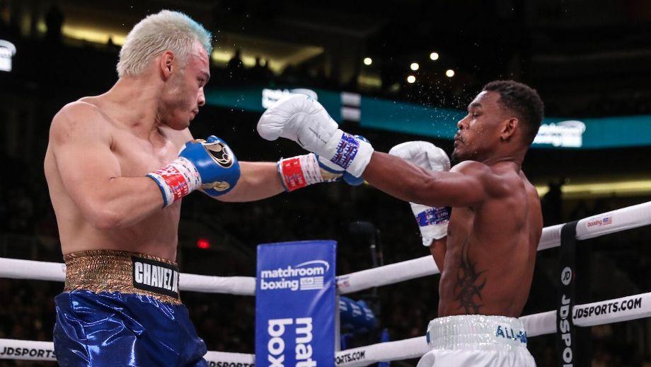 Julio César Chávez Jr & Daniel Jacobs (Matchroom Boxing)