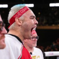 Julio César Chávez Jr (Matchroom Boxing)