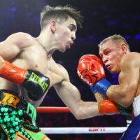 Michael Conlan & Vladimir Nikitin (Mikey Williams Top Rank)