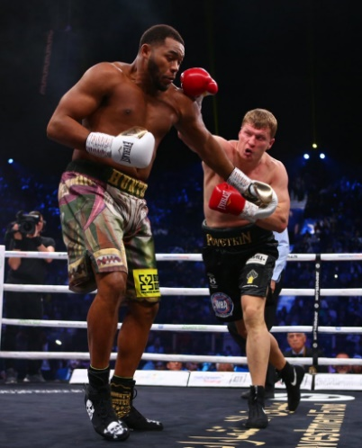 Michael Hunter & Alexander Povetkin 2 (Matchroom Boxing)