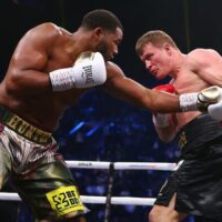 Michael Hunter & Alexander Povetkin (Matchroom Boxing)