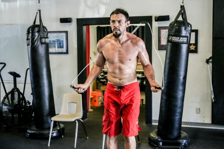 Robert Guerrero (Photos by Andy Samuelson PBC)