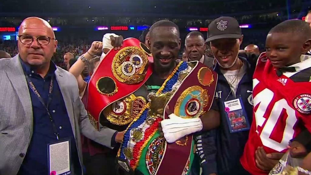 Terence Crawford 2 (HBO Boxing)