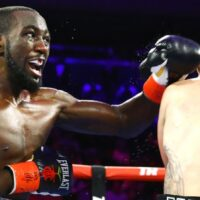 Terence Crawford & Kavaliauskas (Mikey Williams Top Rank)