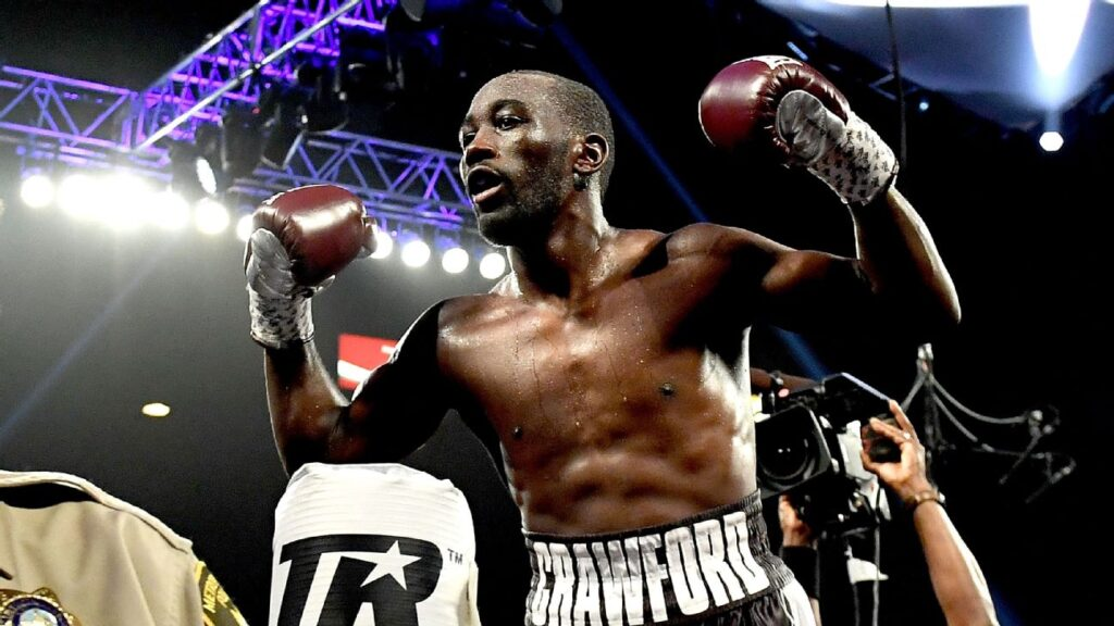 Terence Crawford (Mikey Williams Top Rank)