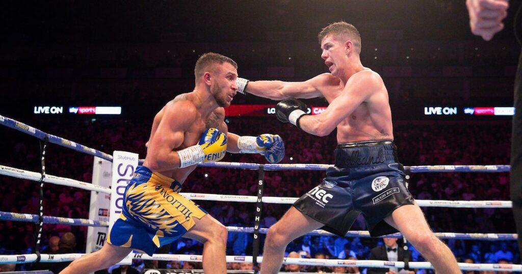Vasyl Lomachenko & Luke Campbell (Matchroom Boxing)