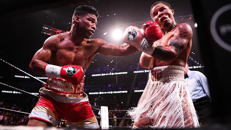 Yuriorkis Gamboa & Gervonta Davis 4 (Showtime Boxing)