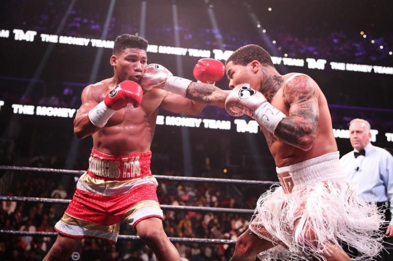Yuriorkis Gamboa & Gervonta Davis (Showtime Boxing)