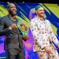 Deontay Wilder & Tyson Fury (Foto Cortesía)