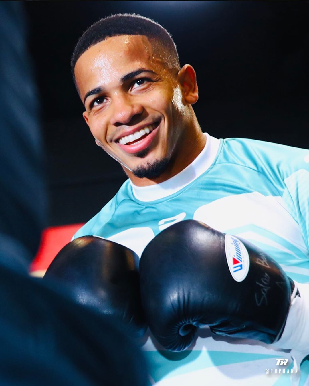 Félix Verdejo (Mikey Williams Top Rank)
