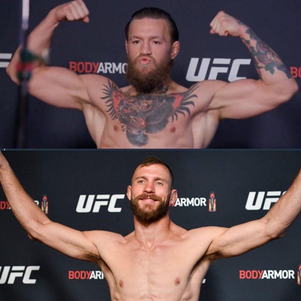 Conor McGregor & Cowboy Cerrone (UFC)