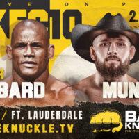 Héctor Lombad & David Mundell (Bare Knuckle Fight)