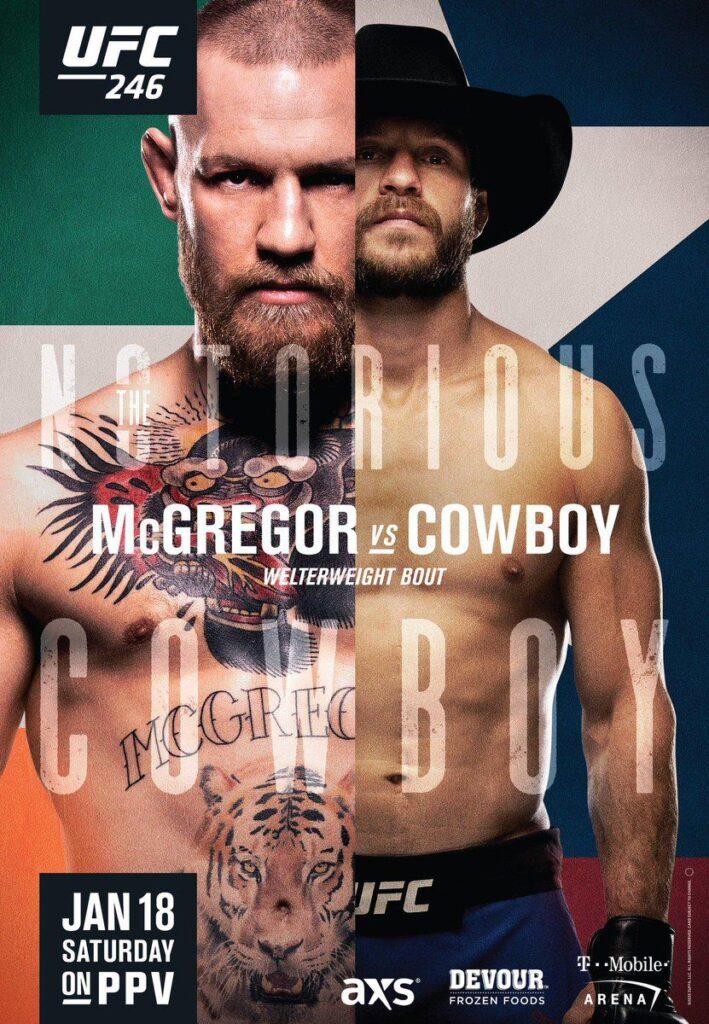 Conor McGregor & Donald Cowboy (UFC)
